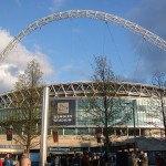Wembley hosts the £90m match