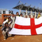 England in South Africa